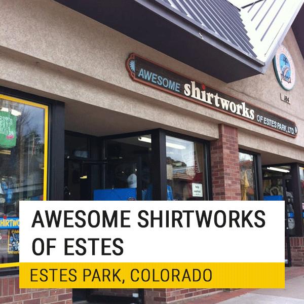 Awesome Shirt of Estes - Sales Associate