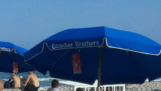 Boucher Brothers - Beach Attendant 7.25$