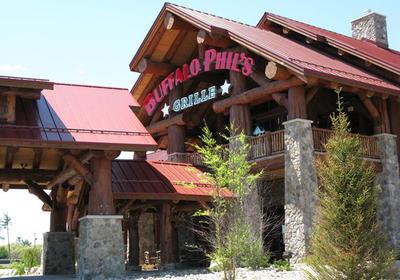 Buffalo Phils Grille LLC - Server