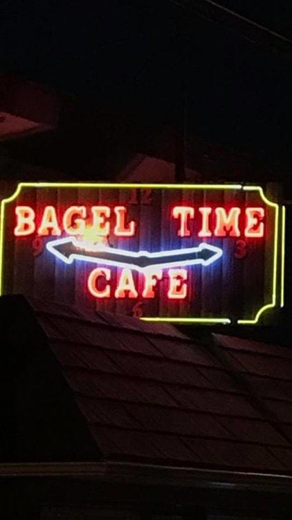 Bagel Time Cafe - Server 5