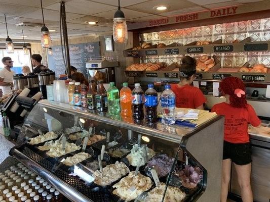 Bagel Time Cafe - Server