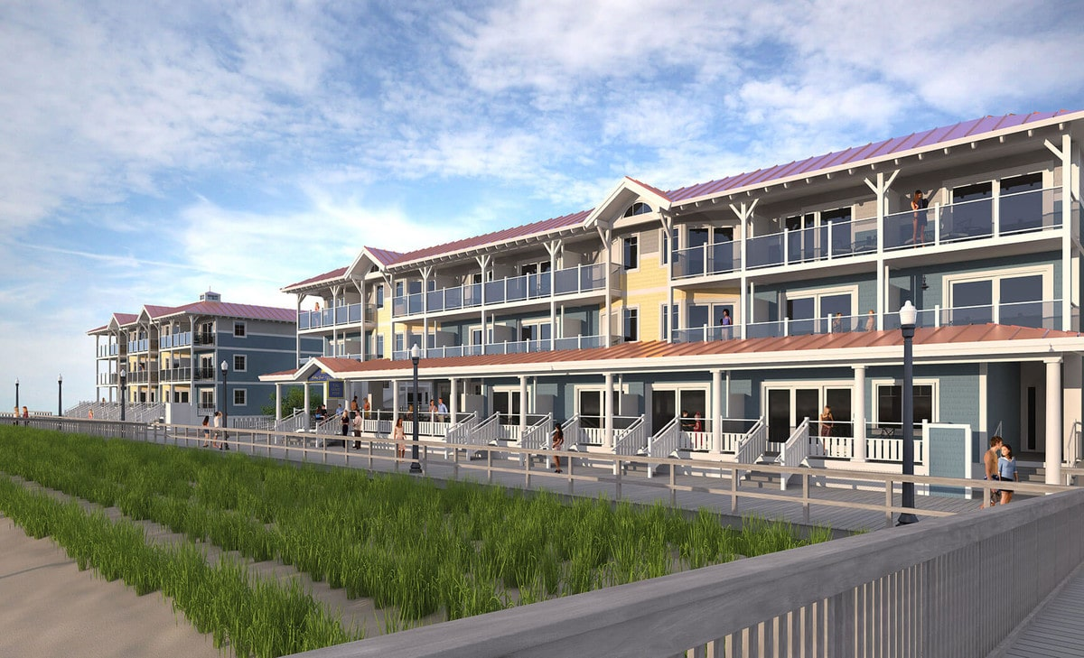 Bethany Beach Ocean Suites - Houseman