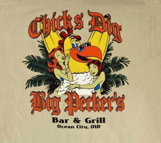 Big Peckers Bar&Grill - Busser
