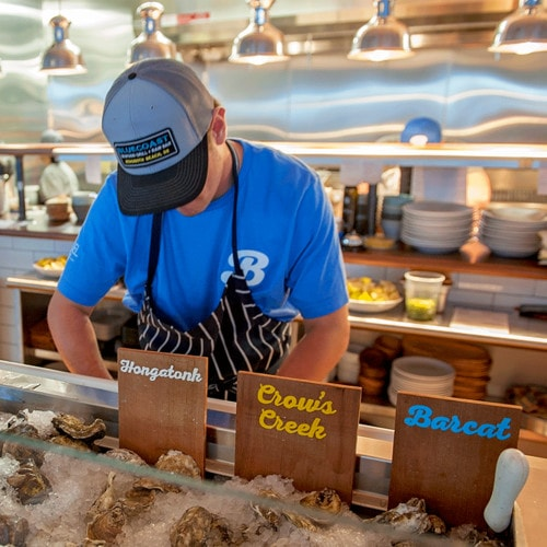 Bluecoast Rehoboth - Kitchen Worker