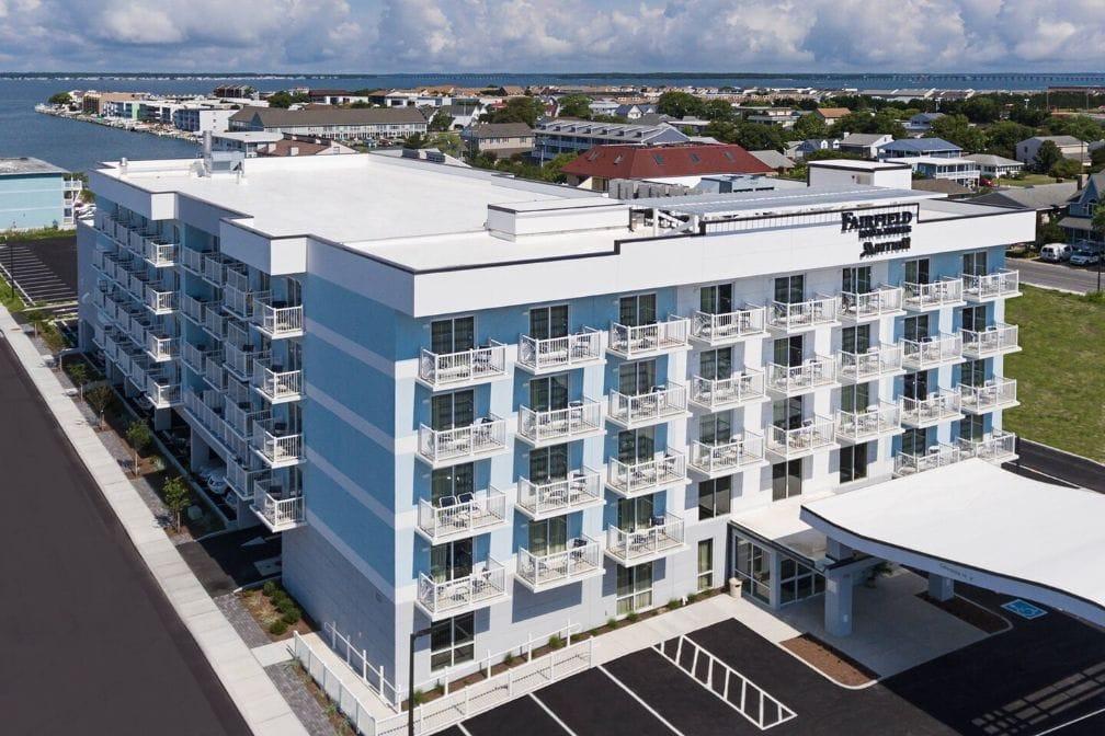 Fairfield Inn & Suites Ocean City - Housekeeper 2_1