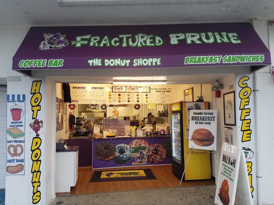 Fractured Prune of New Jersey - Crew Member 2