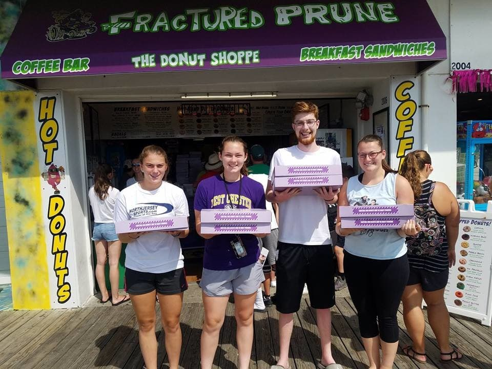 Fractured Prune of New Jersey - Crew Member 4