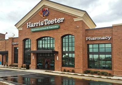 Harris Teeter - Cashier 9.00$