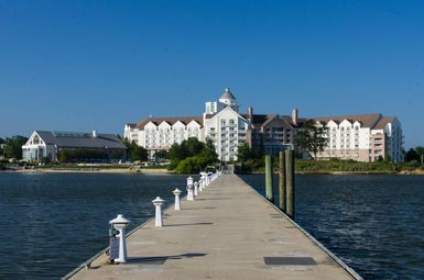 Hyatt Regency Chesapeake Bay - Housekeeper