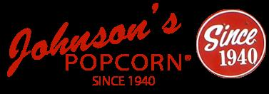 Johnson`s Popcorn - Popcorn maker