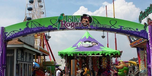Jolly Roger Amusement Park Amusement Park Attendant