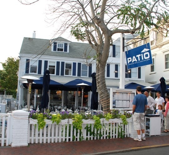Patio American Grill - Busser