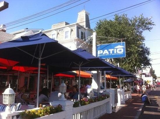 Patio American Grill - Host
