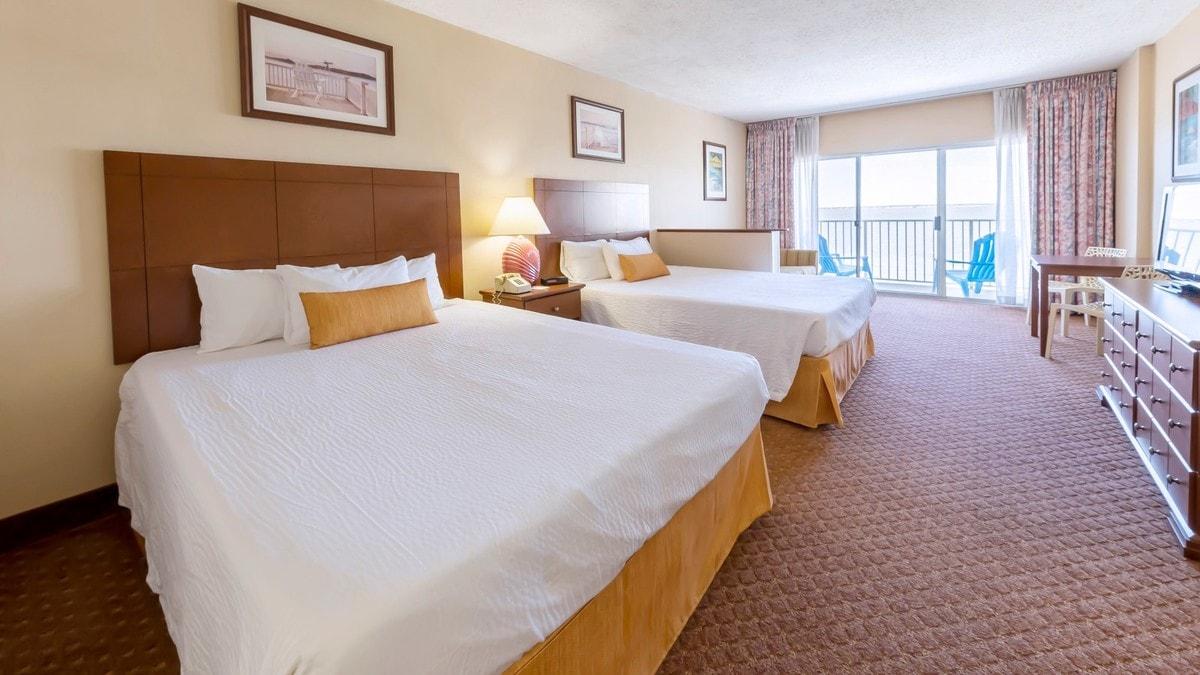 Princess Bayside Beach Hotel Housekeeper 2