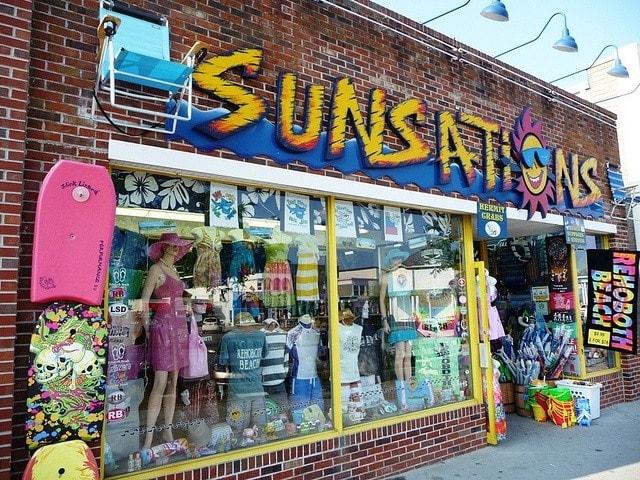 Rehoboth Sunsations Inc - Sales Clerk