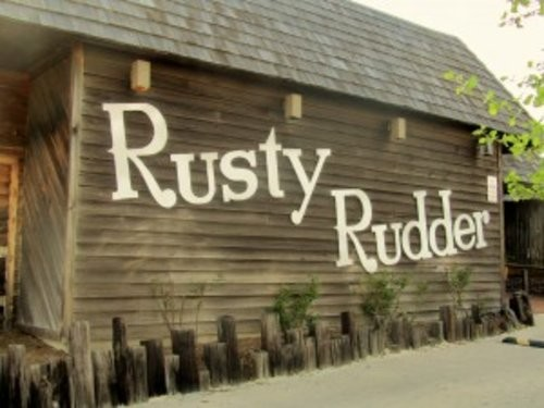 Rusty Rudder Restaurant - Salad Maker