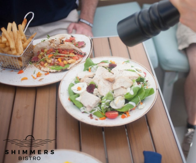 Shimmers Bistro 2