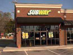 Subway Myrtle Beach - Sandwich Artist 7.50$
