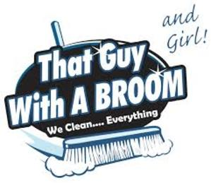 That Guy With A Broom - Cleaning Staff 10.00$