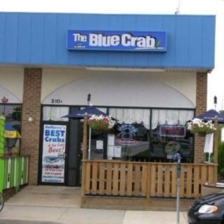 The Blue Crab Of Bethany Beach - Host or Hostess 4.00$