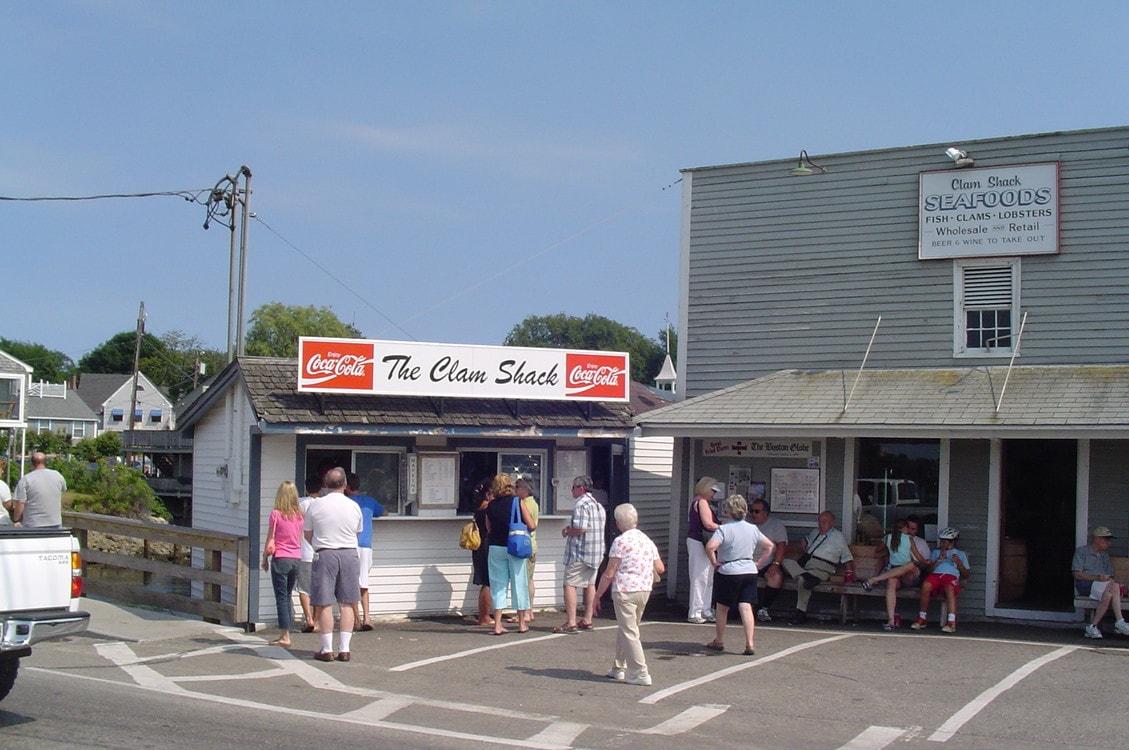 The Clam Shack - Food Prep 10.000$