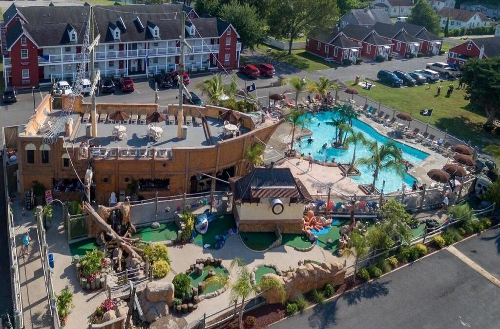 Francis Scott Key Family Resort – Pool Attendant