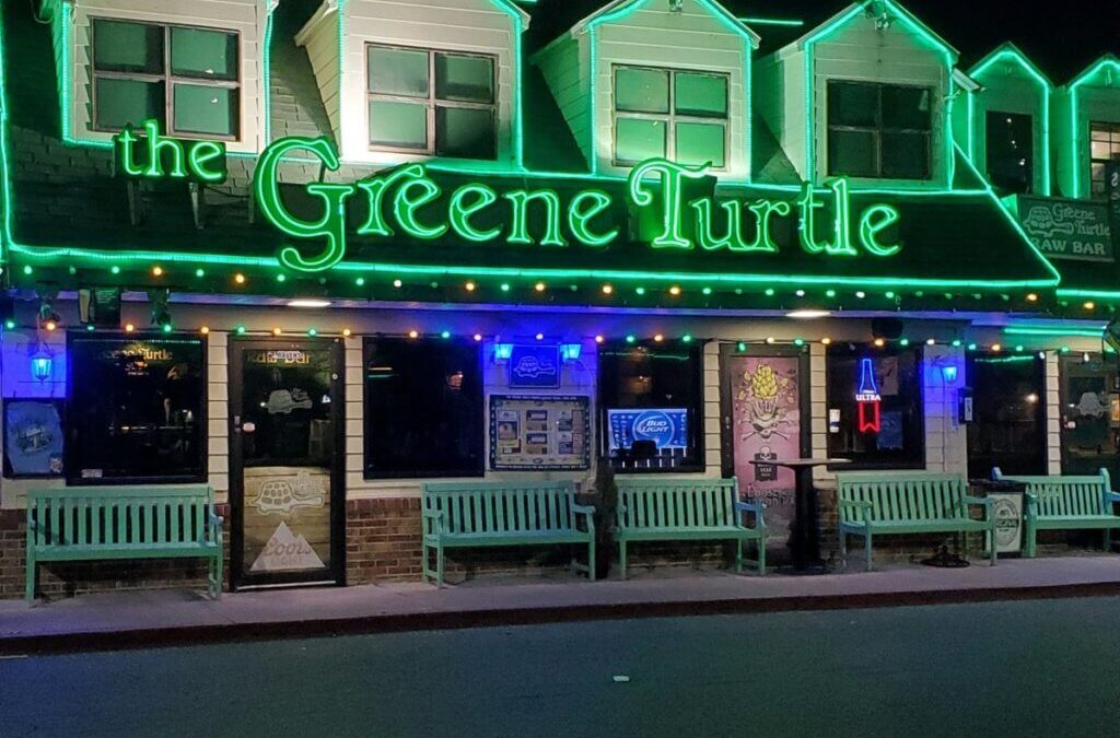 The Original Greene Turtle – Prep Cook