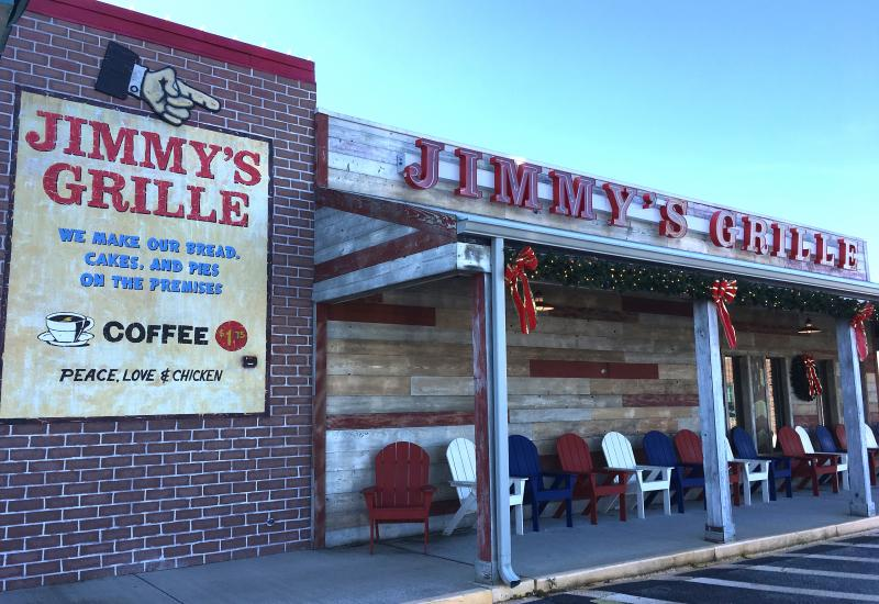12.27 Jimmy's Grille